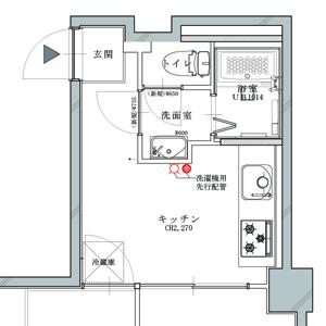 3点ユニットのバストイレを別々に分離する費用リフォーム費用の手引き